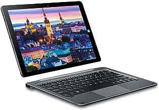 CHUWI Hi10 Air Tablets pc Tableta 2 in 1 de 10.1 Pulgadas Windows 10 (Intel Cherry Trail-T3 Z8350) Quad-Core hasta 1.92GHz 1200 * 1920 IPS 4GB RAM+64GB ROM, 6500mAh,WiFi, Bluetooth, Keyboard, Type-c