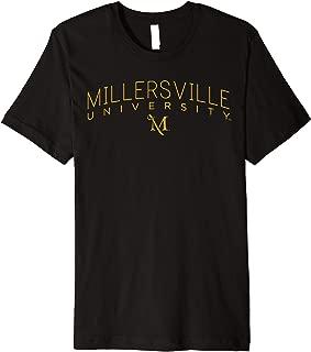 Millersville University NCAA Short Sleeve T-Shirt 65AMVC1