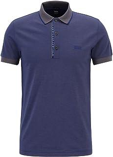 d2d0fed8 Amazon.com: Hugo Boss - Polos / Shirts: Clothing, Shoes & Jewelry