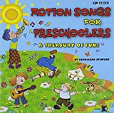 ACTION SONGS FOR PRESCHOOLERS CD - Pack of 1
