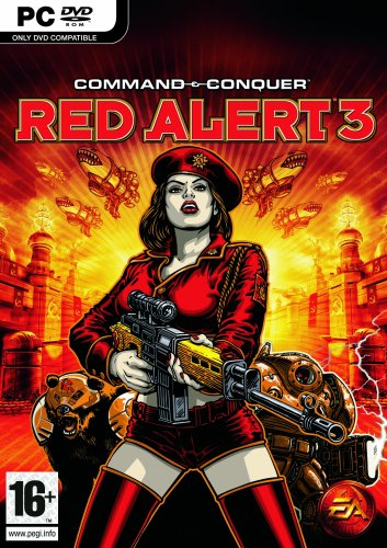 red alert 3 ps3 - 3
