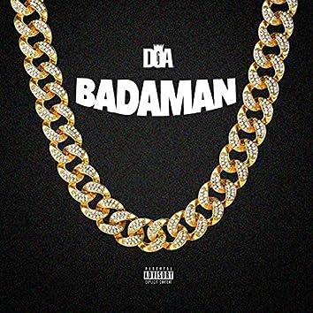 Badaman (feat. Oddboyy)