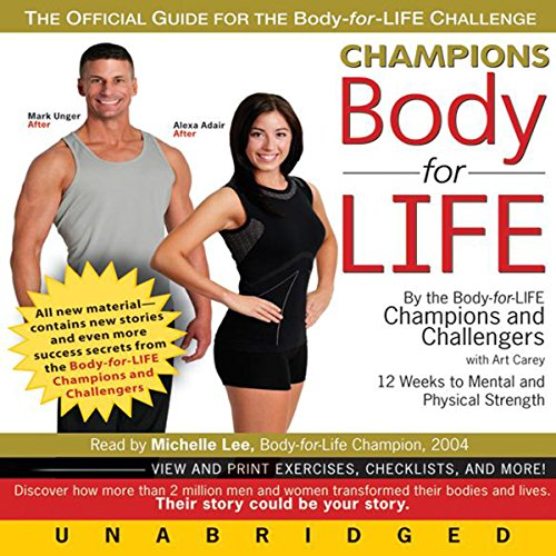 Champions Body-for-LIFE  audiobook cover art