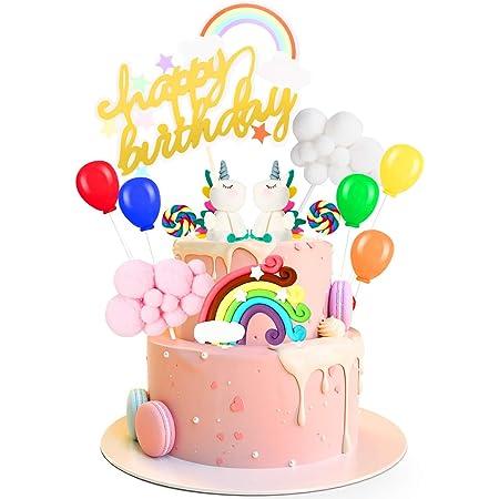 Tortendeko Prinzessin Prinz Castle Windm/ühle Happy Birthday Tortendeko Hochzeit Tortendeko Kindergeburtstag Cake Topper GUBOOM Tortendeko Deko Tortendeko Geburtstag M/ädchen Junge