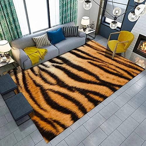 Textura Creativa Alfombra Verde Marrón Sala De Estar En El Hogar Dormitorio Alfombra De La Cabecera del Hotel Alfombra Antideslizante, Gruesa Y Que No Se Desprende Las Mascotas Pueden Usar Alfombra