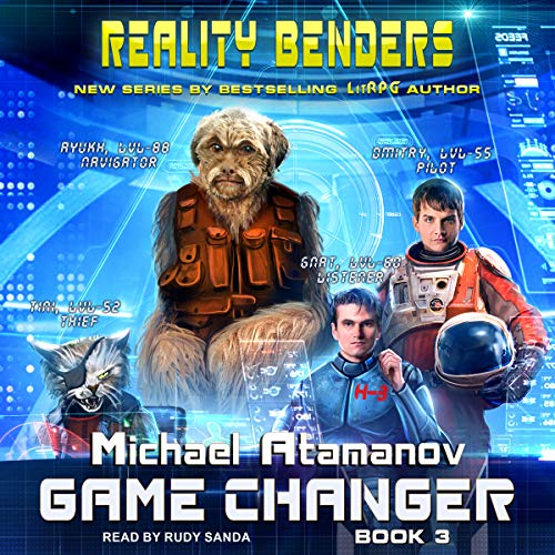 Game Changer cover art