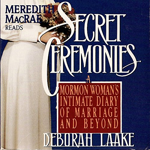 Secret Ceremonies audiobook cover art
