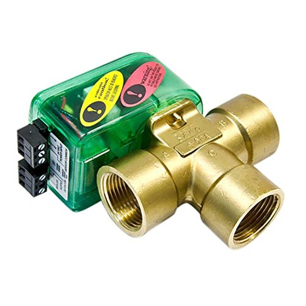 Taco I100C3R-1 Outdoor High quality new Max 46% OFF Reset Electronic Mixing Sweat 3-W Valve