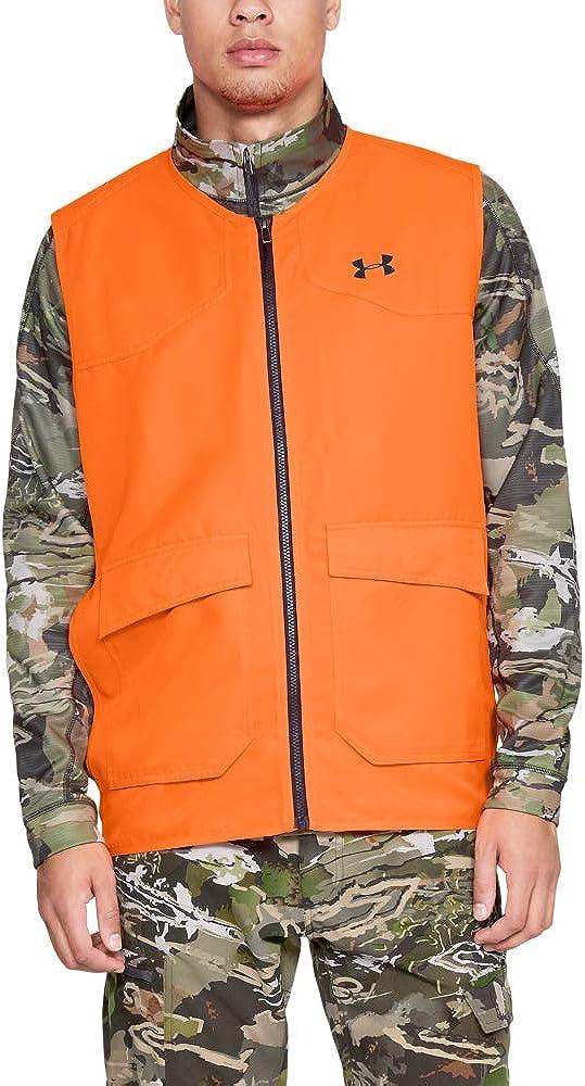 Under Armour Men's Hunt Blaze Vest: Clothing
