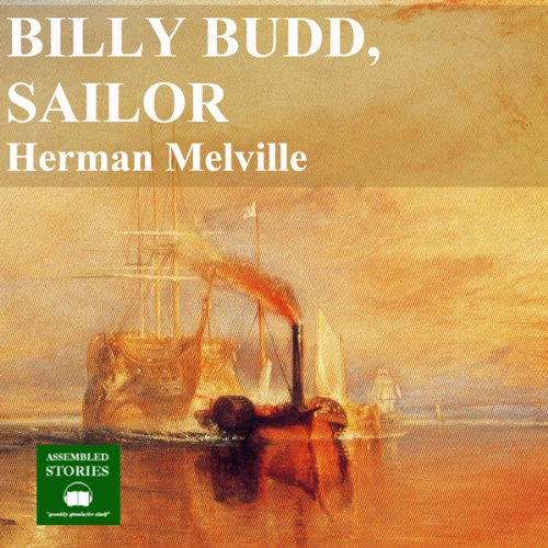 Billy Budd audiobook cover art