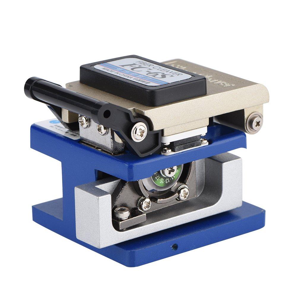 Bewinner Cheap mail order sales Max 68% OFF FC-6S Optical Fiber Cleaver Hi 125μm for Diameter
