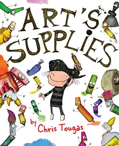 Art's Supplies (English Edition)