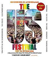 Us Festival: 1982 The Us Generation [Blu-ray]