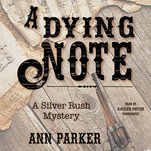 A Dying Note audiobook cover art