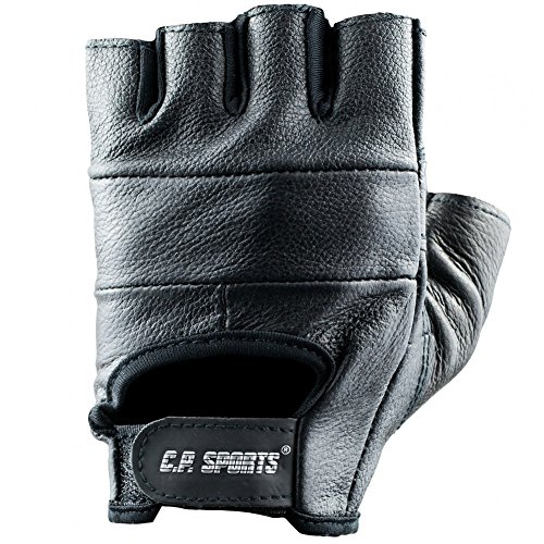 C.P.Sports Trainings-Handschuh Leder F1 Gr.M - Fitness-Handschuhe, Krafttraining & Bodybuilding