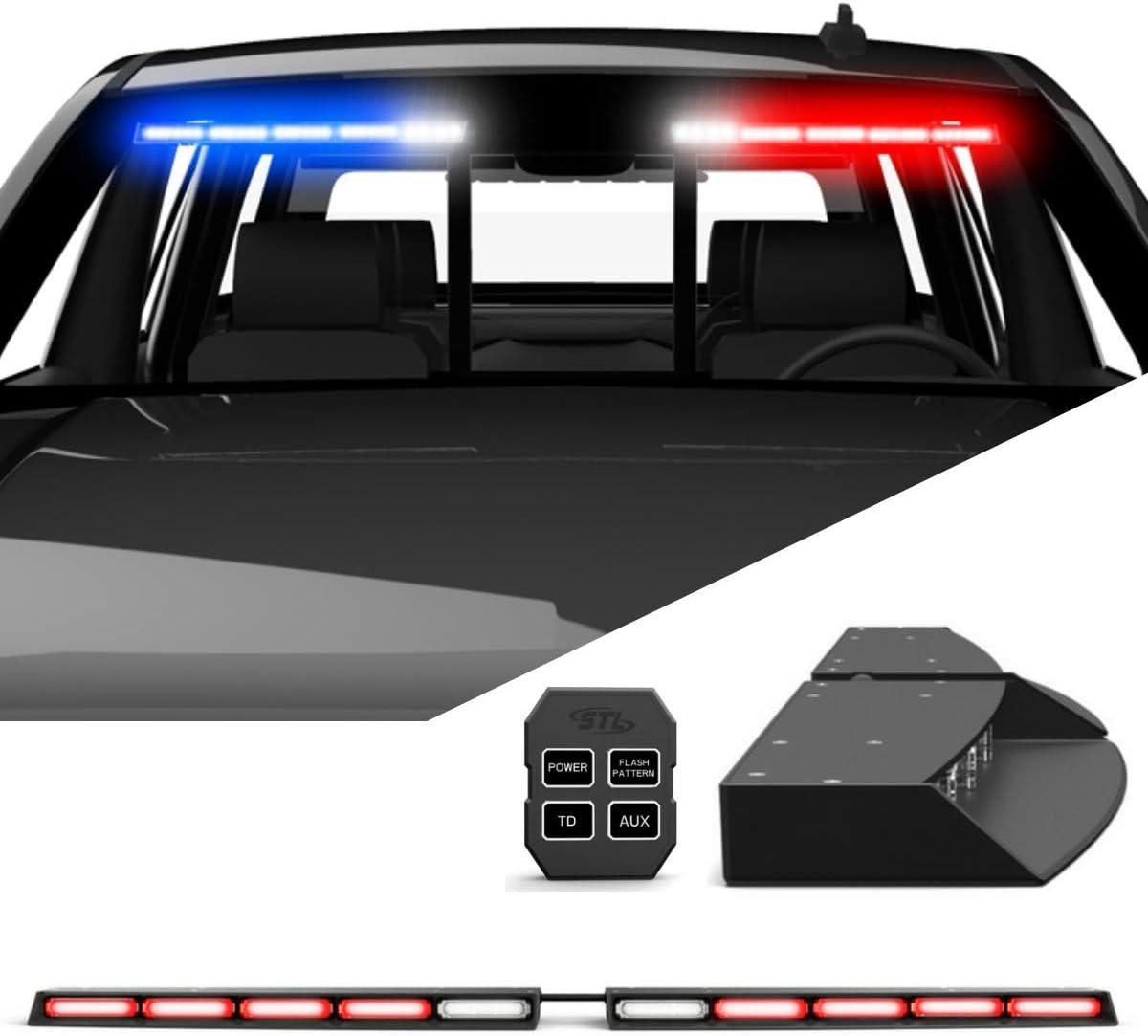 SpeedTech Lights Raptor TIR Upper SALENEW very popular! Interior LED Windshield Split Direct sale of manufacturer