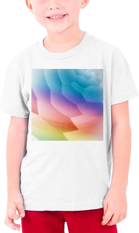 Abstract 100% Cotton Tshirts Cartoon Shirt Girls Boy Casual Tee Shirt Short Sleeve Top Teenage Graphic T Shirt