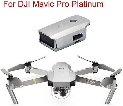 Lanspo Batterie, batterie de drone de for DJI Mavic Pro Platinum Edition, pile volante intelligente de 3830mAh pour DJI Mavic ProQuadcopter drone (Accessories for DJI Mavic Pro)