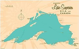 lake superior artwork