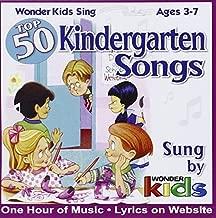 Top 50 Kindergarten Songs by Wonder Workshop (2008-09-01)