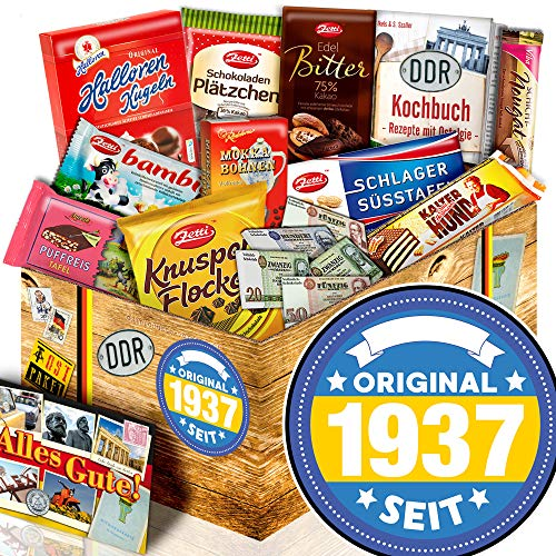 Original seit 1937 / Schokolade Ossi Paket / Geschenk 82.