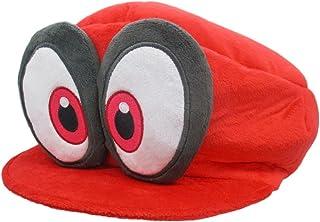 Sanei- Mario pluche dier, 75MAR102, rood