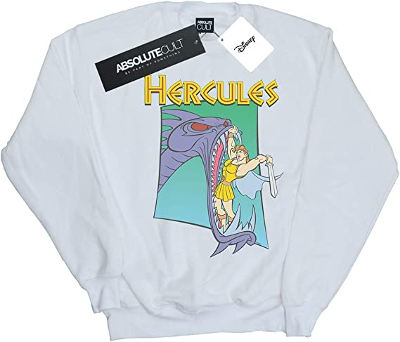 Disney Hercules Meg Goddess in Training Gradient Sweatshirt