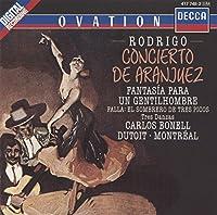 Rodrigo;Concierto Aranjuez