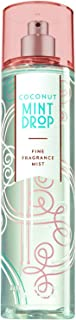 Bath and Body Works Coconut Mint Drop Fine Fragrance Mist 8 Oz.