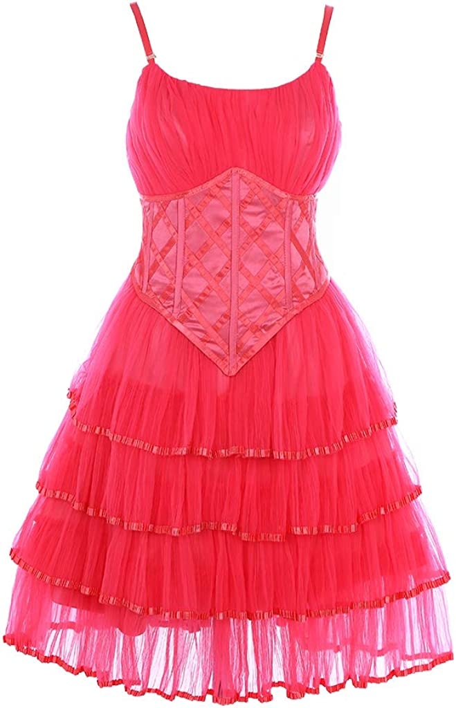 CosplayDiy Glinda The Good quality assurance Witch Musical Free shipping anywhere in the nation Pink Costume Wicked