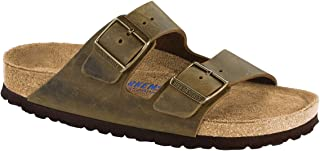 Best birkenstock arizona birko-flor nubuck stone Reviews
