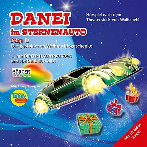 Die gestohlenen Weihnachtsgeschenke audiobook cover art