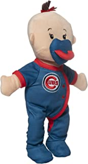 Baby Fanatic MLB Chicago Cubs Team Doll, Multicolor, One Size, CUB750