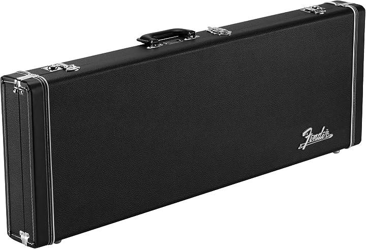 Custodia chitarra fender classic series custodia per strat e tele nero 996106306