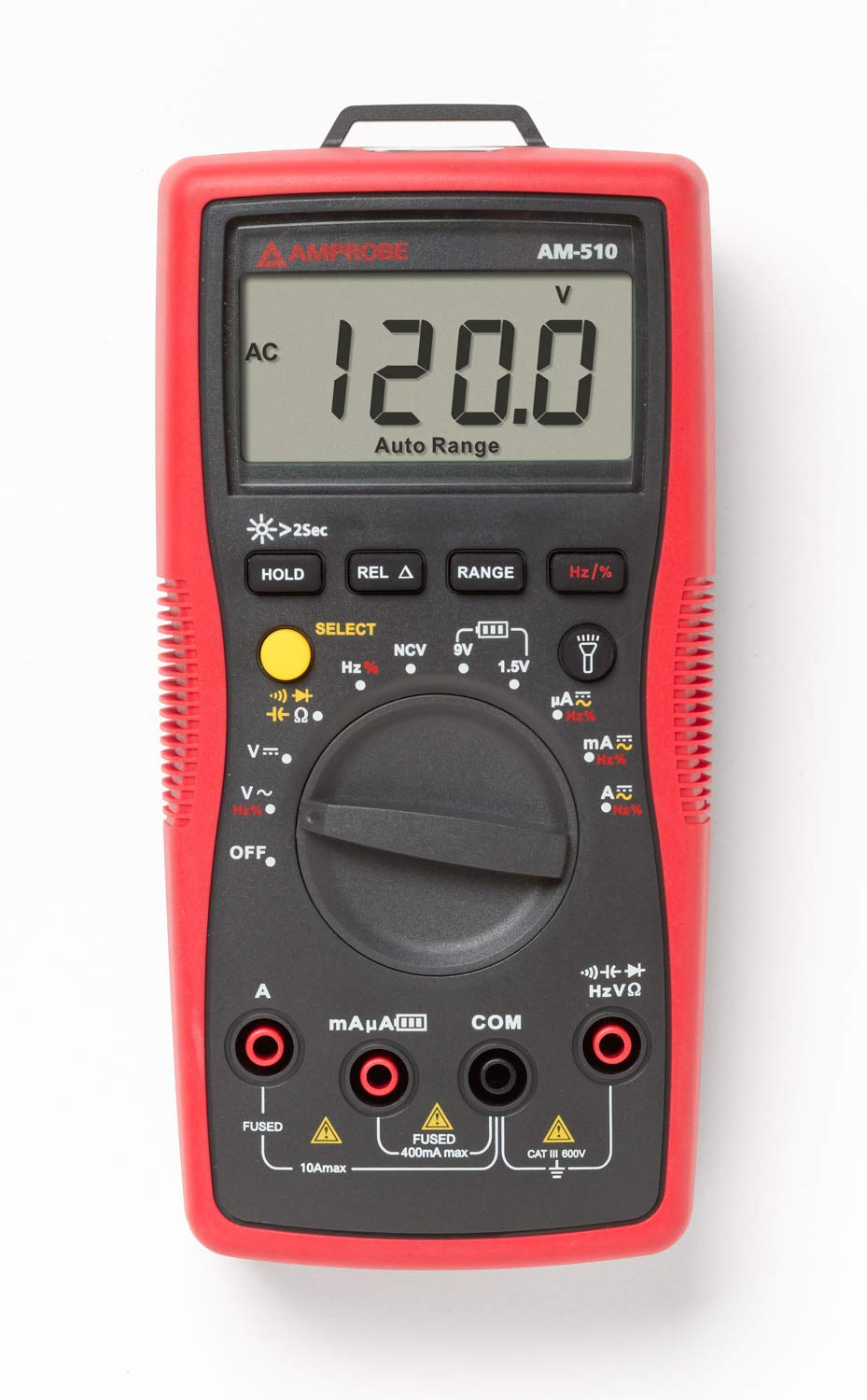 Amprobe AM-510 Limited Special Price Commercial Residential Limited time cheap sale Multimeter with Non-Contac