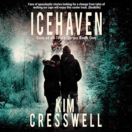 Icehaven Audiobook By Kim Cresswell cover art