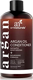 ArtNaturals Argan Oil Hair Conditioner - (16 Fl Oz / 473ml) - Sulfate Free - Treatment for Damaged and Dry Hair - For All ...