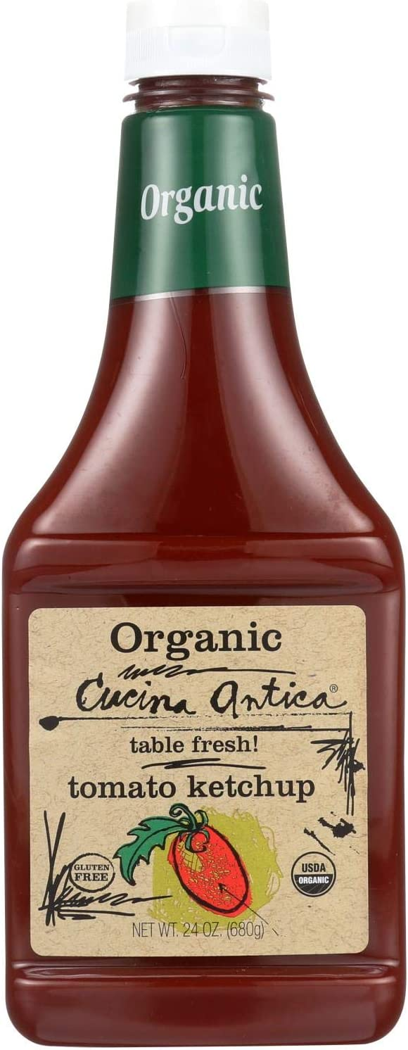 Cucina Max 72% OFF Antica Organic Tomato Ketchup - oz. 24 New product 12 of Case