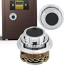 Kast deurslot Schijfcodes Dial Lock Metalen Combinatie Sloten voor Sieraden Case Safe Box Document Cabinet Accessoires Sli...