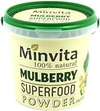 Mulberry Powder 250g by Minvita Estimated Price : £ 16,14