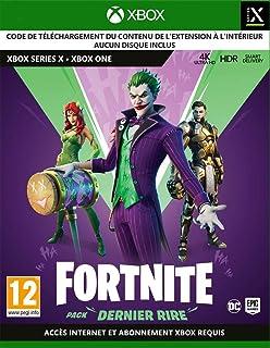 Warner FORTNITE Pack DERNIER Rire - Xbox One/Series