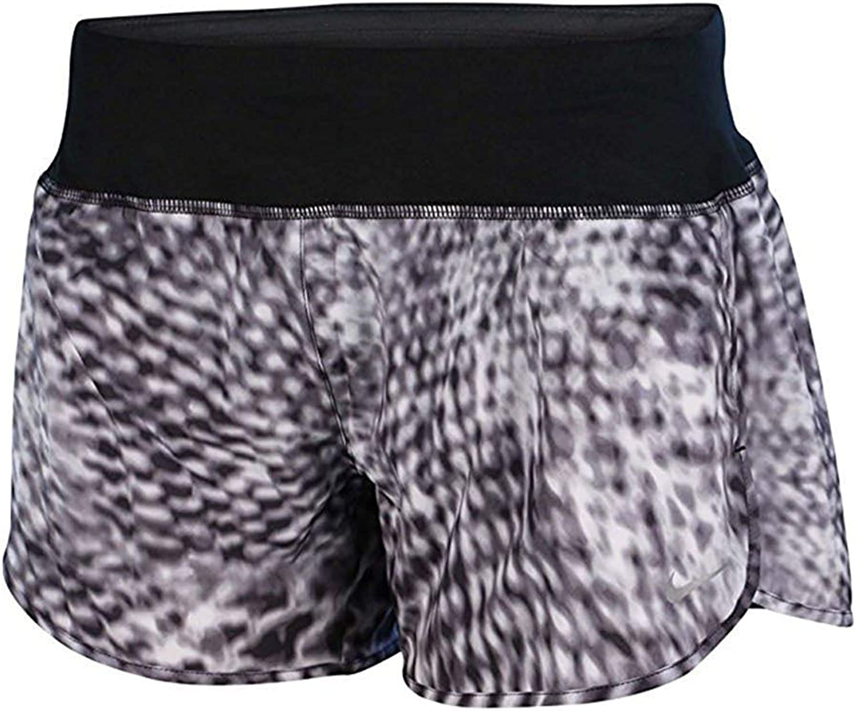 Nike Reveal Womens Running Shorts Grey