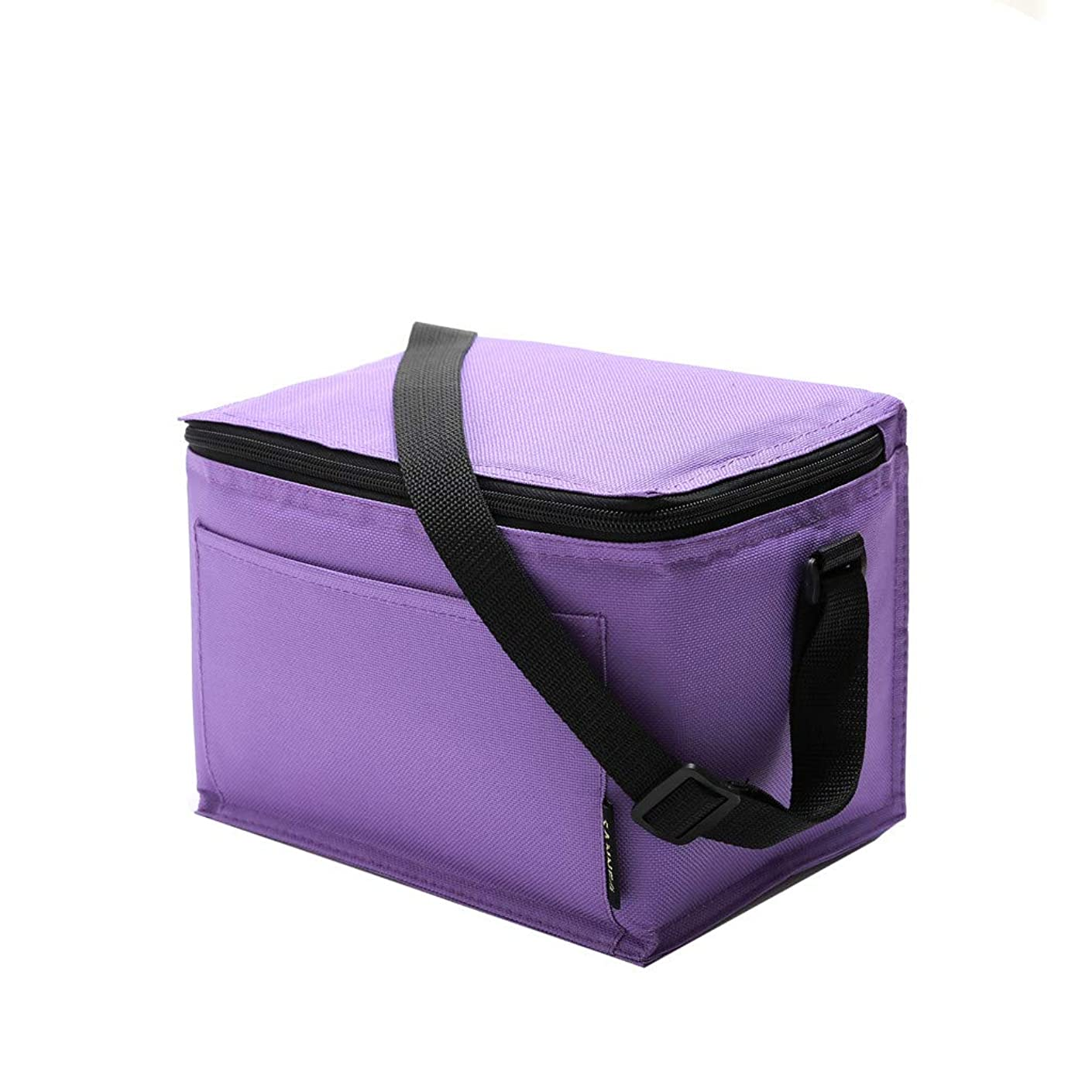 保証金ご飯助手LHWY令和 弁当袋 お弁当バッグ 保冷バッグ シンプル アウトドア ピクニック 防水 保温 アイスパック ランチバッグ 5L
