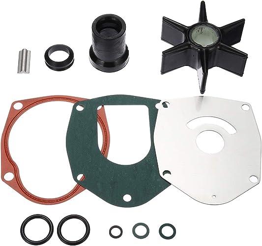 JenNiFer Pompe à Eau Turbine Kit De RemplaceHommest pour Mercruiser Alpha One Gen 2 47-43026Q06 47-8M0100526
