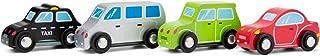New Classic Toys - 11934 – Leksaksfordon – fordonsuppsättning – 4 fordon