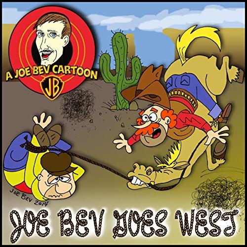 Joe Bev Goes West copertina