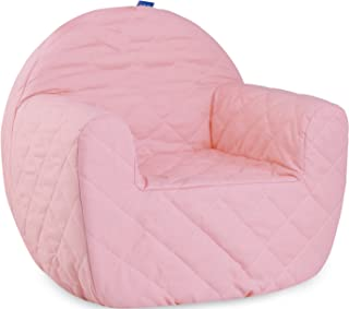 LULABI Armchair Padded Pink Baby Bedroom Furniture And Baby Accessories