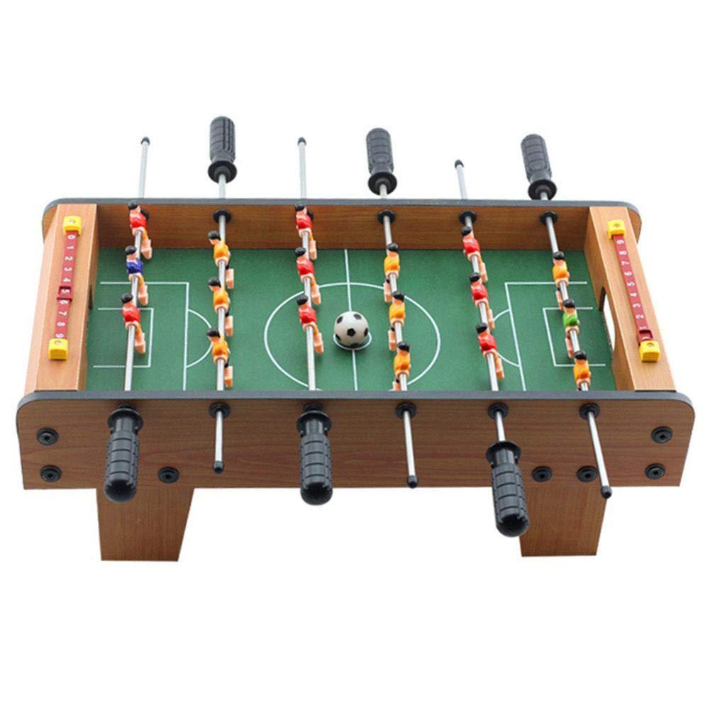 Sala de juegos de futbolín de futbolín (50x25x12.5cm / 20 X 9.84 X 6.1in): Amazon.es: Hogar