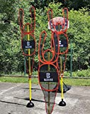 POWERSHOT Eentrenador de Baloncesto Pared de Baloncesto - muñeca defensiva D-Man B.Ease (1 Pieza)