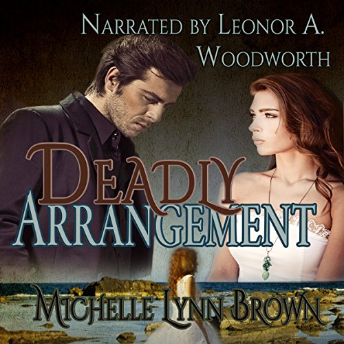 Deadly Arrangement audiobook cover art